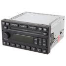 AM-FM-XM-6CD Radio [OEM VP4DBF-18C815-AC 4DBF-18C815-AD or 6L8T-18C815-AA though -AD]