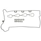 Saturn Ion Engine Gasket Set - Valve Cover