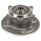 Mini Cooper Wheel Hub Assembly