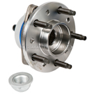 Pontiac Wheel Hub Assembly