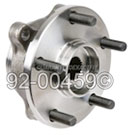 Scion Wheel Hub Assembly