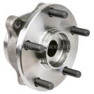Scion xB Wheel Hub Assembly