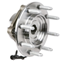 Front Hub - 1500 Heavy Duty Models with Rear Wheel Drive