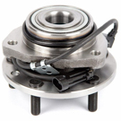 GMC Wheel Hub Assembly
