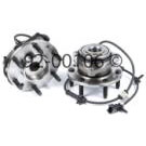 Isuzu Ascender                       Wheel Hub Assembly