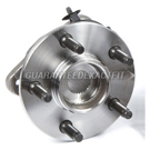 Ford Explorer Wheel Hub Assembly