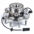 Front Hub - 1500 Heavy Duty Models with 4 Wheel Drive