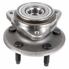 Front Hub - 4WD with 2 wheel ABS [Rear Wheel ABS]