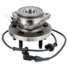Front Hub - 4WD Models with ABS