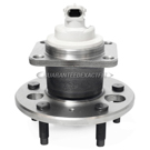 Wheel Hub Assembly 92-00012 AN