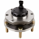Wheel Hub Assembly 92-00553 AN