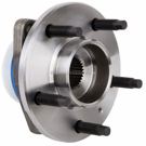 Front Hub - AWD Models with 5 stud hub