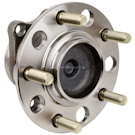 Rear Hub-Front Wheel Drive-Non ABS Models