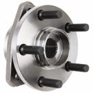 Wheel Hub Assembly 92-00051 AN