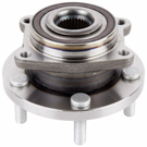 Front Hub-ABS Models