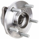 Front Hub -Non ABS Models