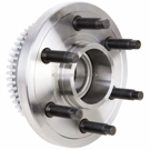 Front Hub - 2WD Models with 4 Wheel ABS