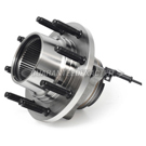 Front Hub - 4WD Models with Fine Thread Stud