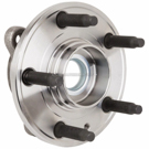 Rear Hub - FWD Models