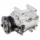 Jaguar S Type New xSTOREx Compressor w Clutch