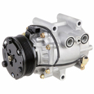 A/C Compressor and Components Kit 60-80406 RK