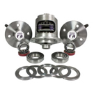 Yukon Axle Kit - 28 Spline - 4 Lug Axles With Duragrip Positraction - Rear Differential