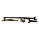 Grand Cherokee - Yukon 4340 Chrome-Moly Replacement Axle Kit - Dana 30 - With Super Joints - Front Differential