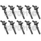 Ford F Series Trucks Ignition Coil Set