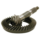 High Performance Yukon Replacement Ring & Pinion Gear Set - Dana 44-HD - 4.56 Ratio - Rear Differential