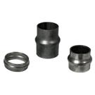 Replacement Crush Sleeve - Dana 44 JK Rear - GM 7.6