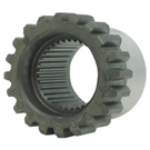 Yukon 35 Spline [Outside Spline] Male Coupler - 9