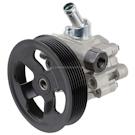 Power Steering Pump 86-02502 R