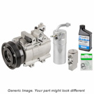 Land_Rover Freelander A/C Compressor and Components Kit