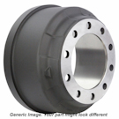 Merkur XR4TI Brake Drum
