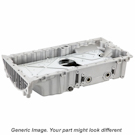 Engine Oil Pan 34-30032 AN