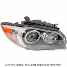 Jaguar S Type Headlight Assembly