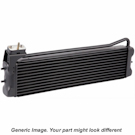 Mercedes_Benz 300SD Engine Oil Cooler
