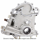 Nissan Frontier Oil Pump