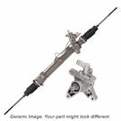 Power Steering Rack and Pump Kit 89-30011 K