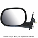 Jeep Side View Mirror