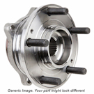 Mitsubishi Mirage Wheel Hub Assembly