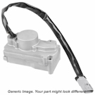 Turbocharger Electronic Actuator 41-90009 ON
