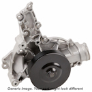 Dodge Ramcharger Water Pump