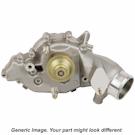 Water Pump Kit 19-80014 AN