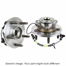 Wheel Hub Assembly Kit 92-90650 2H