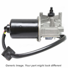 Cadillac CTS Windshield Wiper Motor