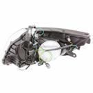 Nissan 350Z Headlight Assembly