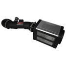 5.6L - Injen Air Intake - PF PowerFlow Intake System - With Power Box - Wrinkle Black