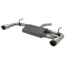 Jeep Cherokee Performance Exhaust System
