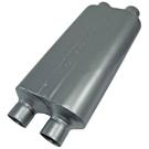 50 H.D. 409S Muffler - GTS - 8.0L